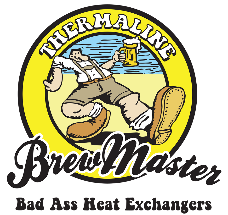 Thermaline's BrewMaster wort-coolers provide decades of reliable heat transfer.