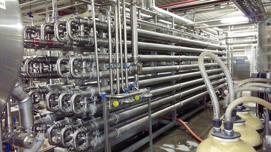Tubular assembly testing